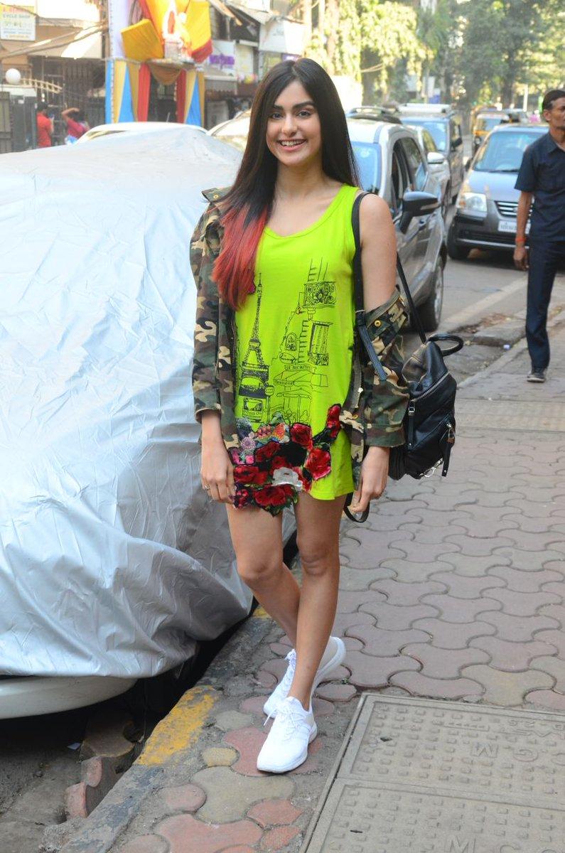 Actress AdahSharma Latest HD Images