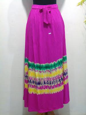 Model Rok Payung Bahan Spandek