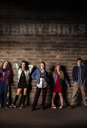Derry Girls - Legendada Séries Torrent Download capa