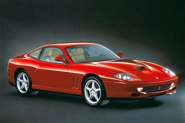Ficha Técnica Ferrari 550 Maranello (1996)