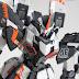 Custom Build: MG 1/100 Sinanju Stein Ver. Ka Garage Kit Custom