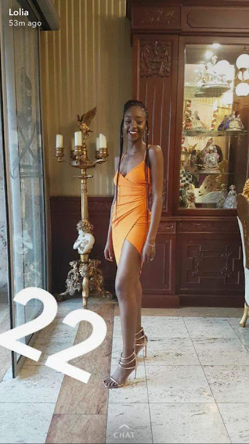 Photos: Beautiful 22-year-old Nigerian lady graduates with First Class Honours in Chemical Engineering from a Hungary university
