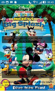 BBM Mickey Mouse Apk v3.2.5.12 Terbaru 2017