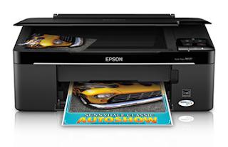Epson Stylus NX127 Printer Driver Download