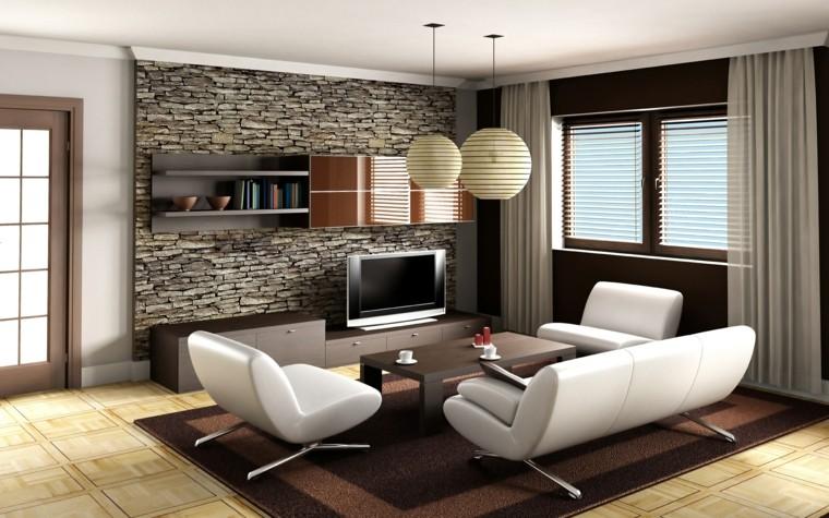 El uso de la piedra en la decoración moderna   Arkilinea Blog
