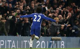 Stoke 2-4 Chelsea