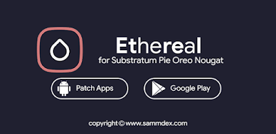 Ethereal for Substratum Pie Oreo Nougat