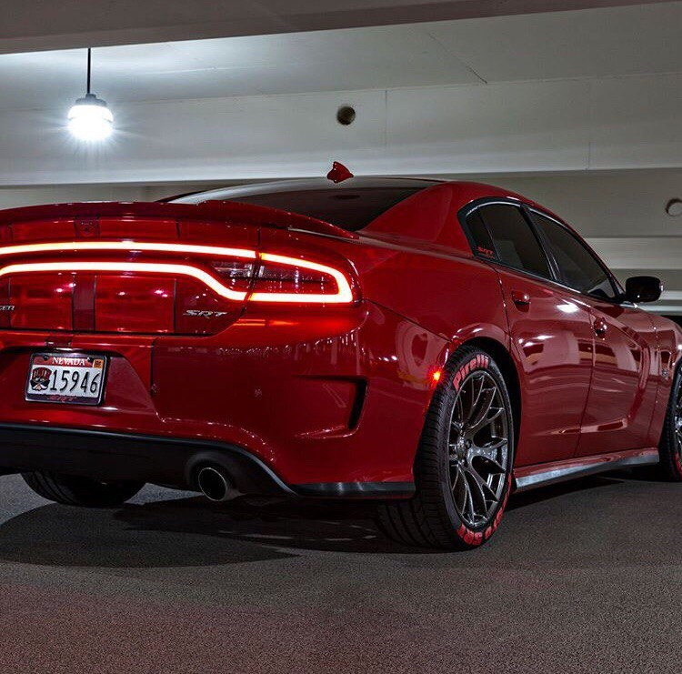 2018 Dodge charger SRT 1
