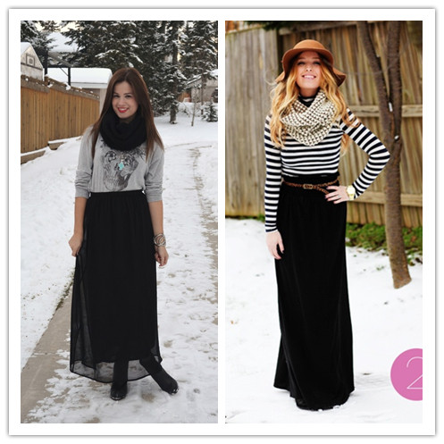 d0a57700b1 remyou4ever: Wear A Skirt in Winter