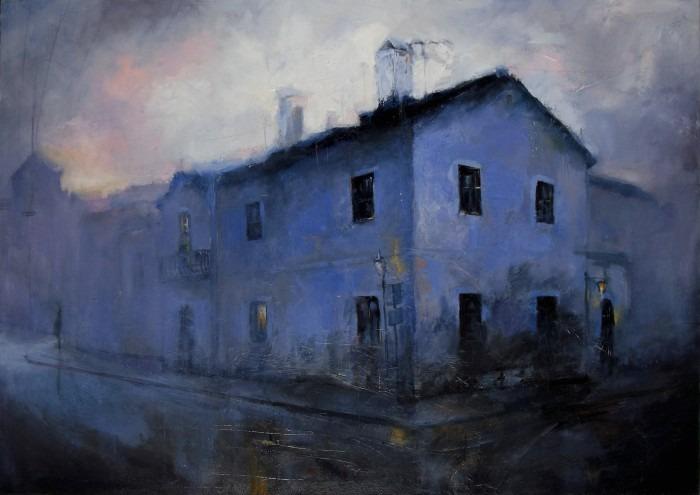 20 لوحة للرسام  Giorgi Makharashvili