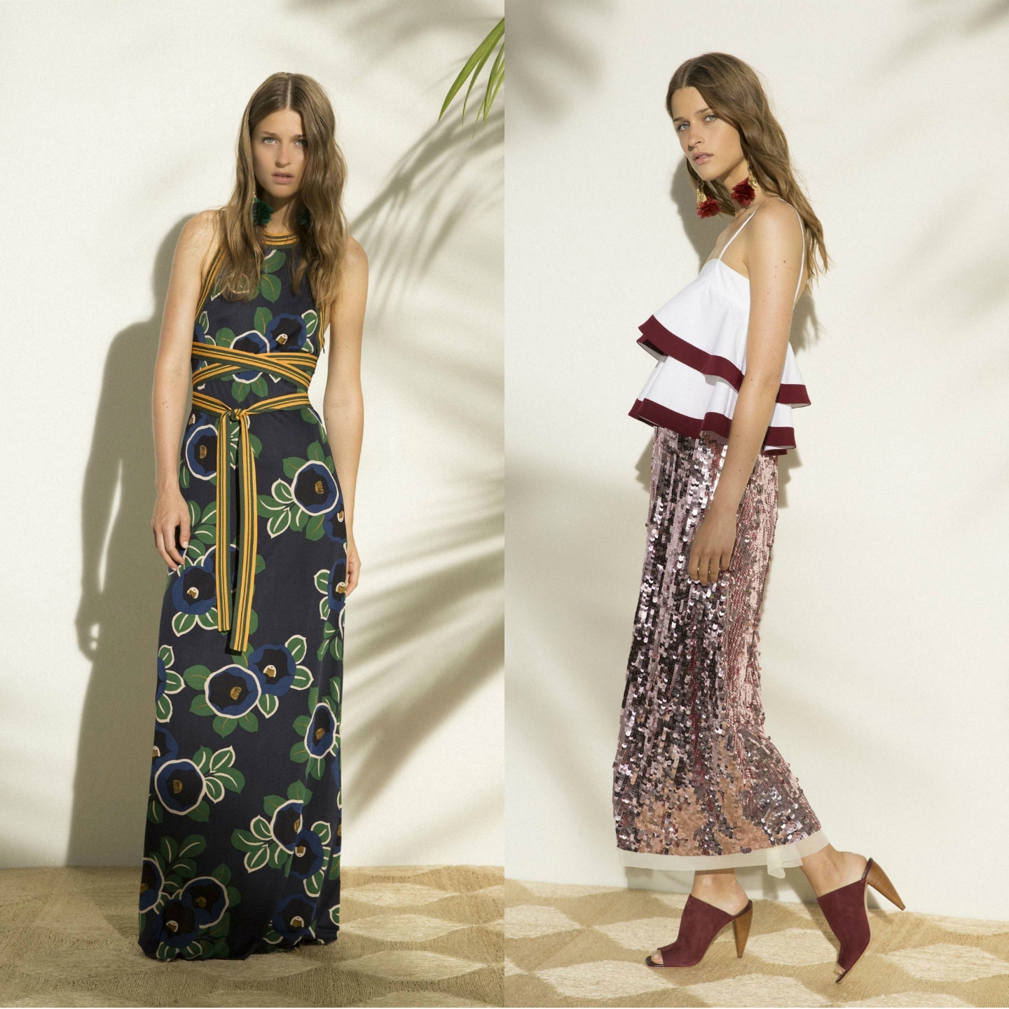 Eniwhere Fashion - Resort Collection - Primavera 2017 - Tory Burch