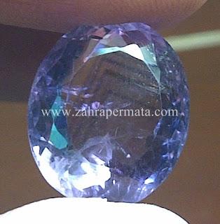 Batu Permata Ametyst Quartz - ZP 568