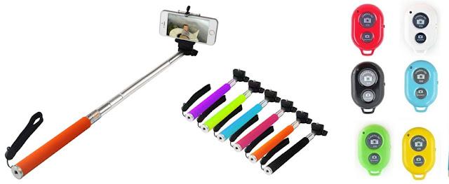 Regalo publicitario palo selfie
