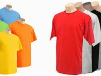 4 Cara Pilih Jasa Jual Kaos Polos Online Terpercaya
