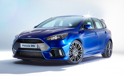 2016 Ford Focus RS Official HD Photos 0
