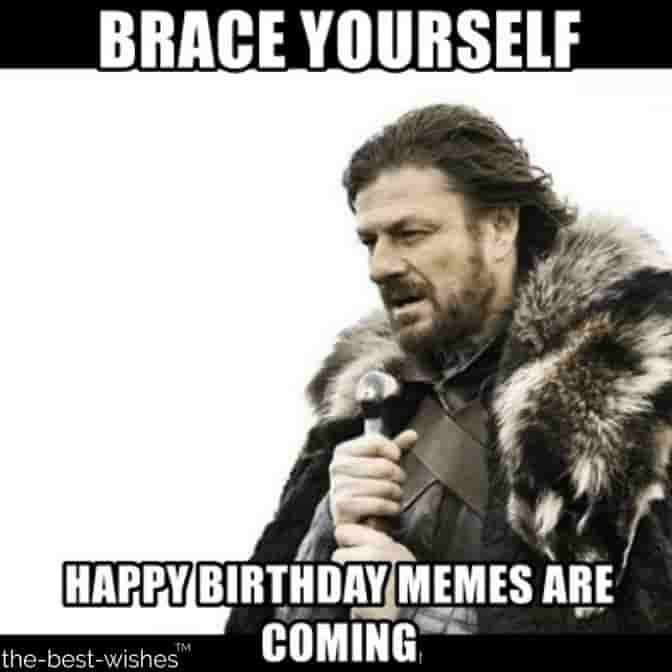 ned stark birthday memes for male friend