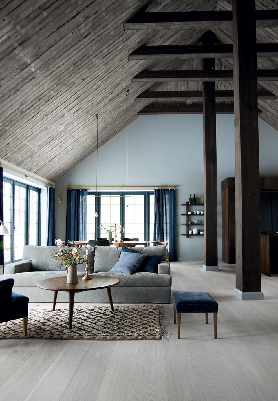 Fabelhaft Maison Bleue Möbel Dekoration Von Enfin Plétement, Verrez. C