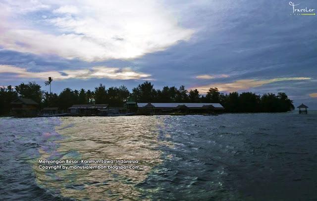 pulau menjangan besar