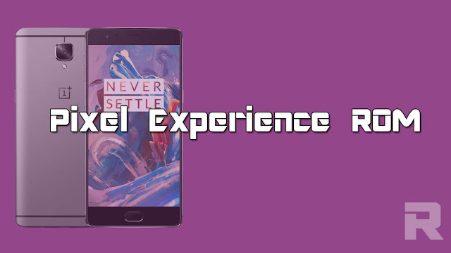 Official ROM Pixel Experience Pie 9.0 Redmi Note 3 Pro (Kenzo)