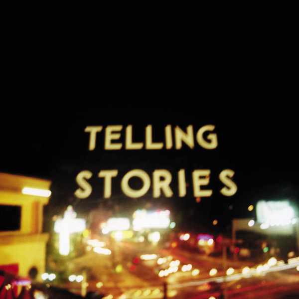 Tracy Chapman - Telling Stories Cover