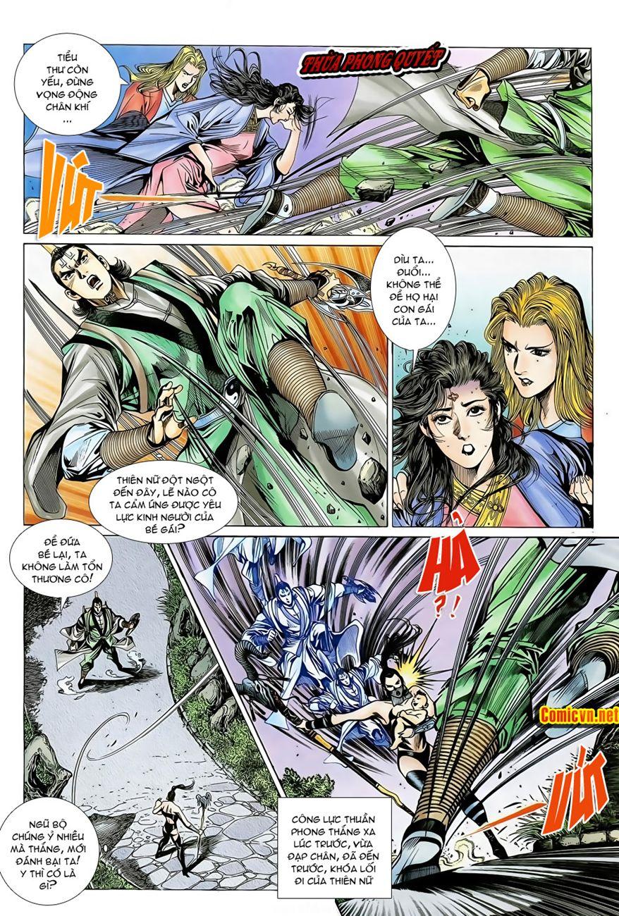 Đại Đường Uy Long chapter 72 trang 22