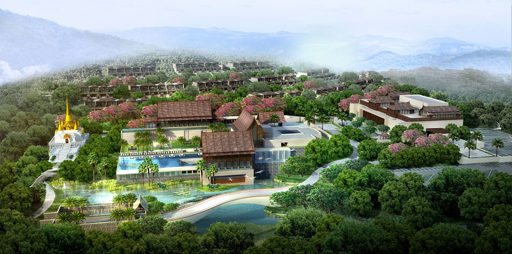 Xishuangbanna Resort Complex, Wanda Hotels and Resorts