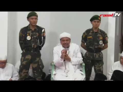 Inilah Perlakuan Banser Dahulu Terhadap Habib Rizieq