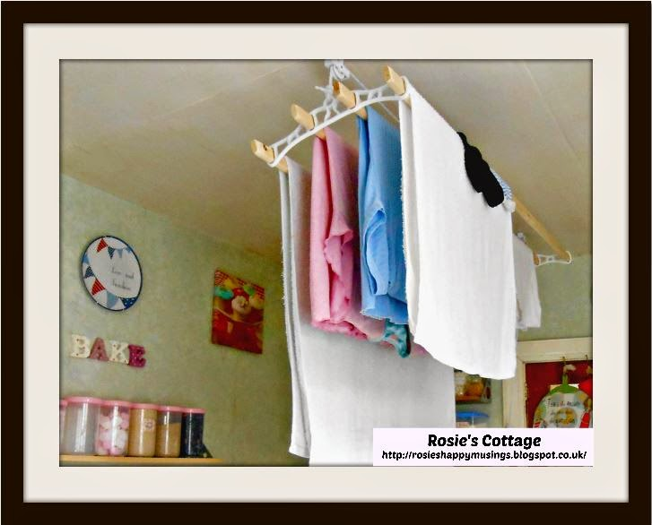 Kitchen Pulley Clothes Dryer