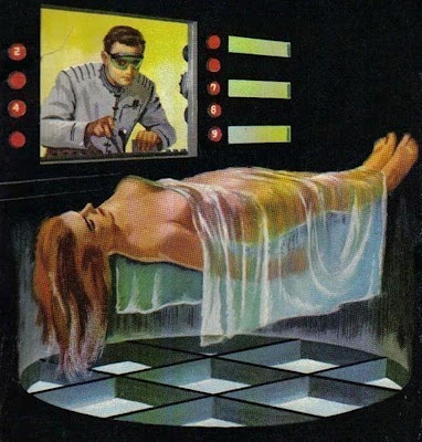 Are not Mad scientist science fiction women naked words... fantasy