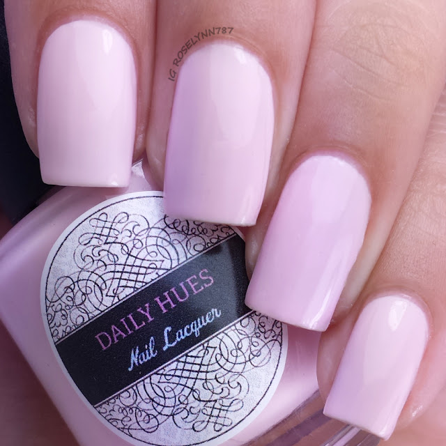 Daily Hues Lacquer Pink Bloomers