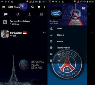 BBM Mod Paris Saint Germain (PSG)