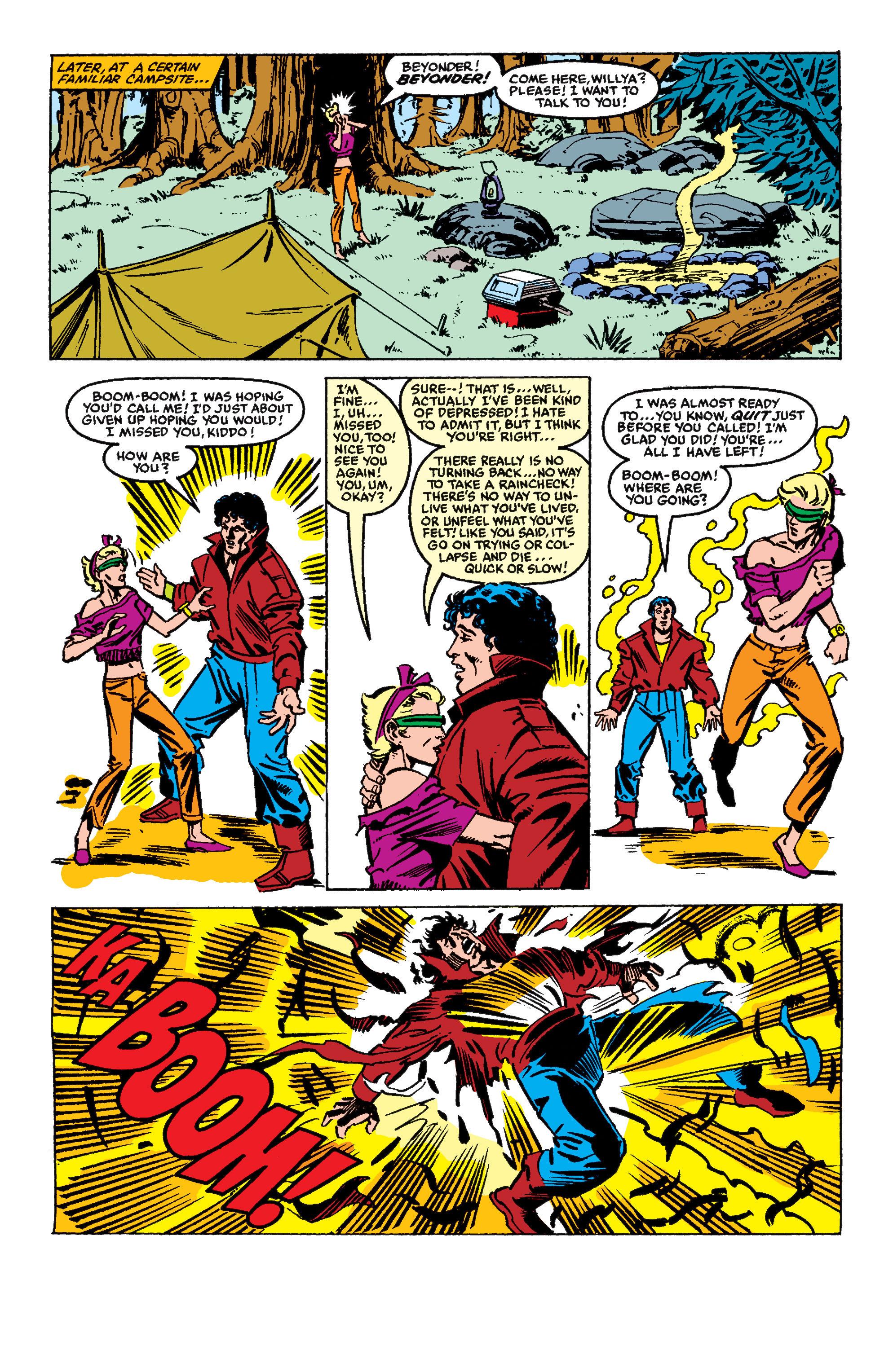 Read online Secret Wars II comic -  Issue #5 - 24