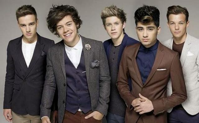 Kumpulan Lagu Mp3 One Direction Terbaik ( Best Hits)