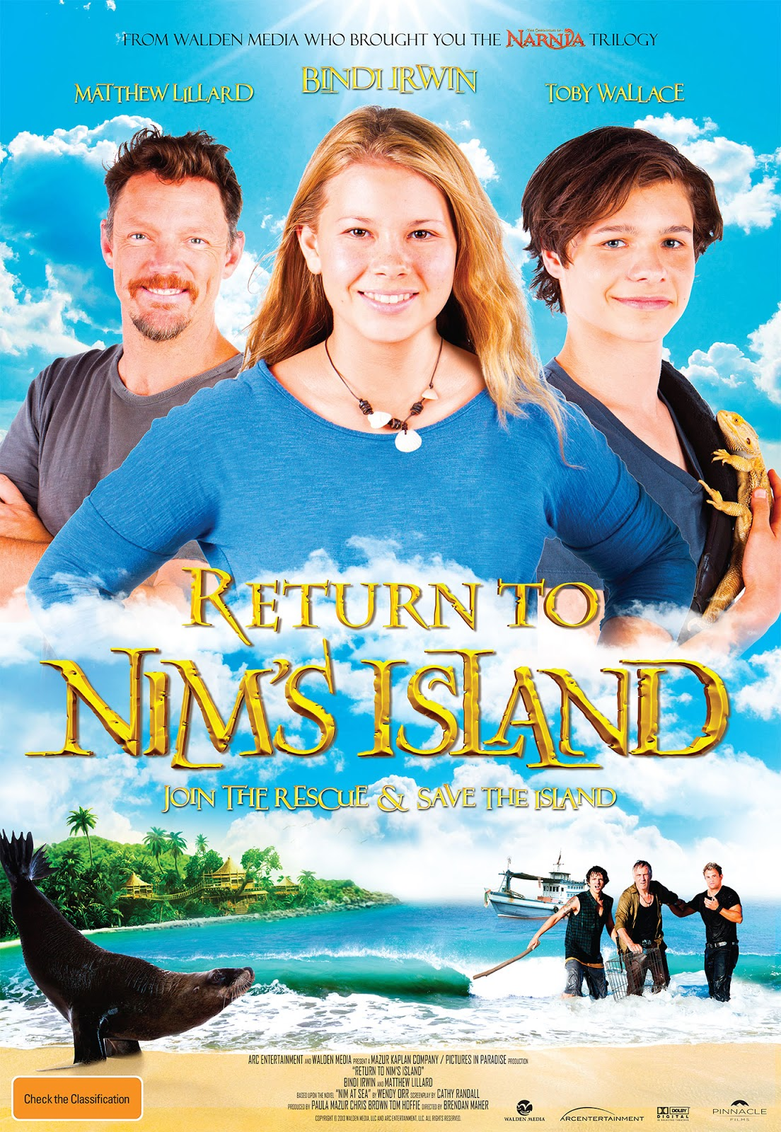 Return To Nim S Island