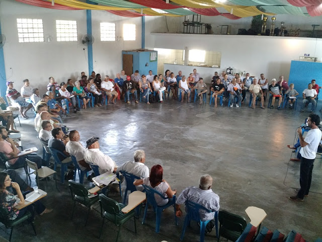 Moradores e Instituições da APA Ilha Comprida discutem o seu novo zoneamento