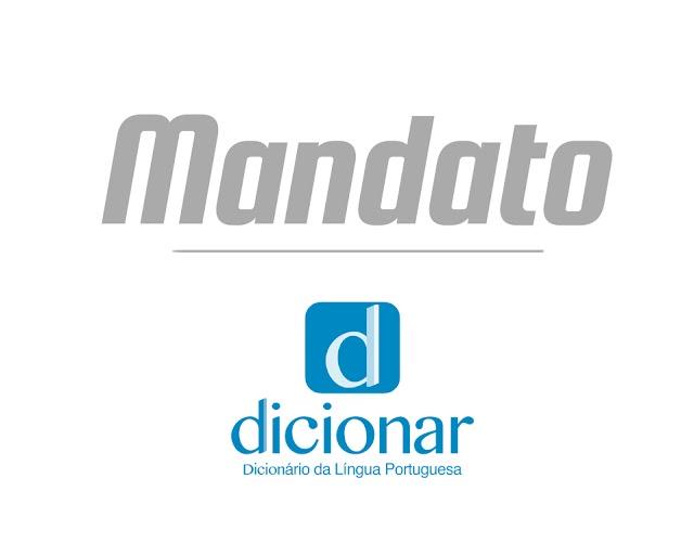 Significado de Mandato