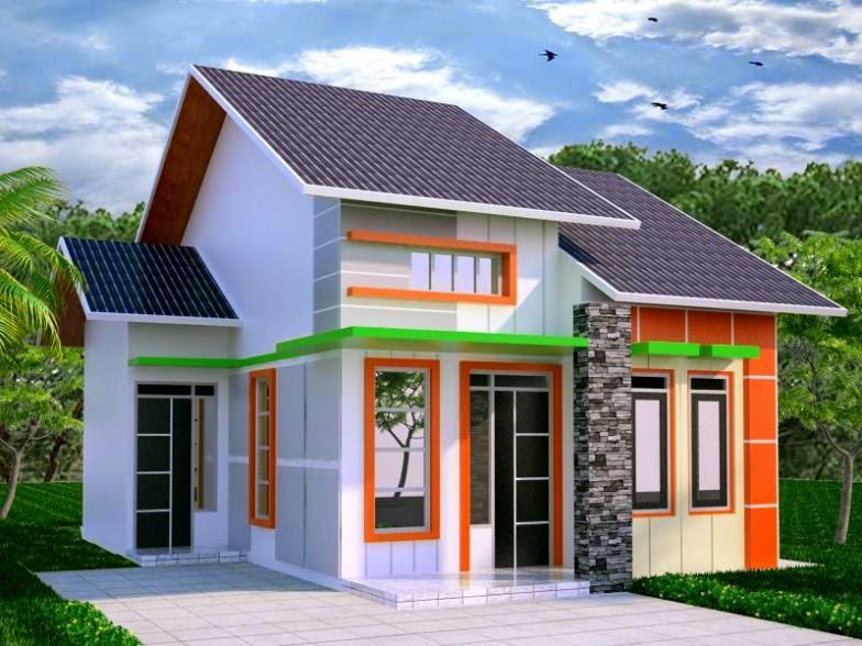 10 Gambar Desain Cantik Rumah Minimalis 1 lantai | Griya ...