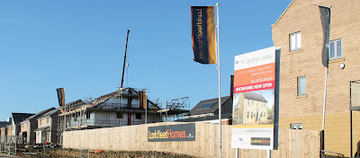 Larkfleet building new homes