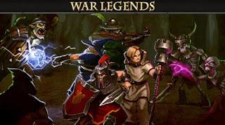 تحميل لعبة حرب الاساطير War Legends للحاسوب