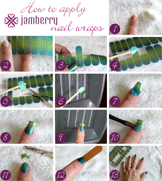 Southern Mom Loves: Get a Fierce Mani with Jamberry Nail Wraps ...