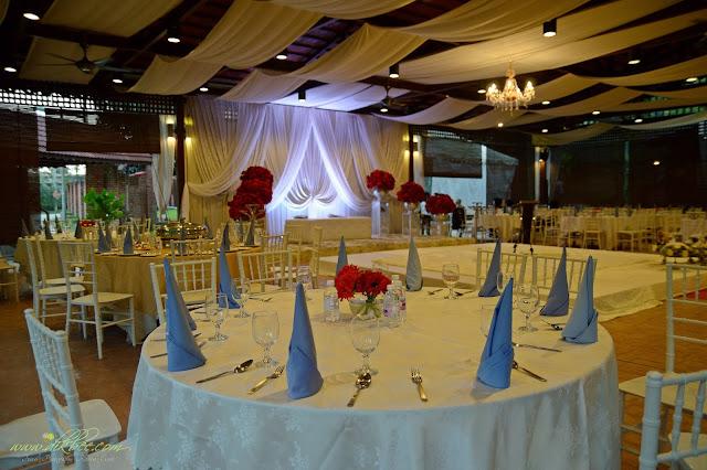 Orchard Villa @ Gombak Lokasi Perkahwinan Yang Menarik