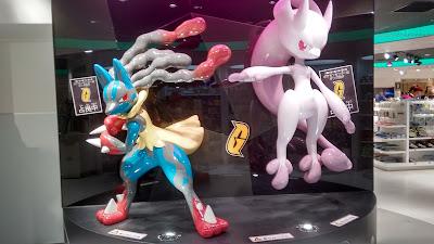 dos pokemons