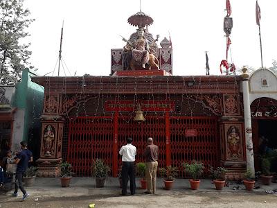 Daat Kali Mandir Dehradun