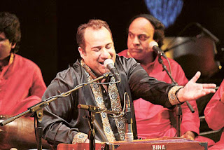 Ustad Rahat Fateh Ali Khan live concert