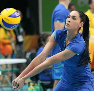 Top 10 players the most beautiful girls in olympics rio 2016