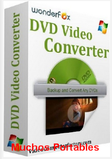 WonderFox DVD Video Converter Portable