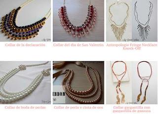 bisutería, jewelry, tutoriales, manualidades, artesanías, joyas