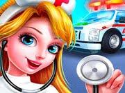 لعبة طبيبة احلام