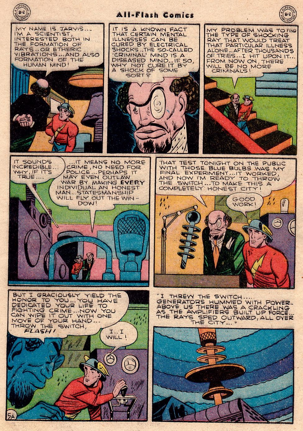 Read online All-Flash comic -  Issue #23 - 6