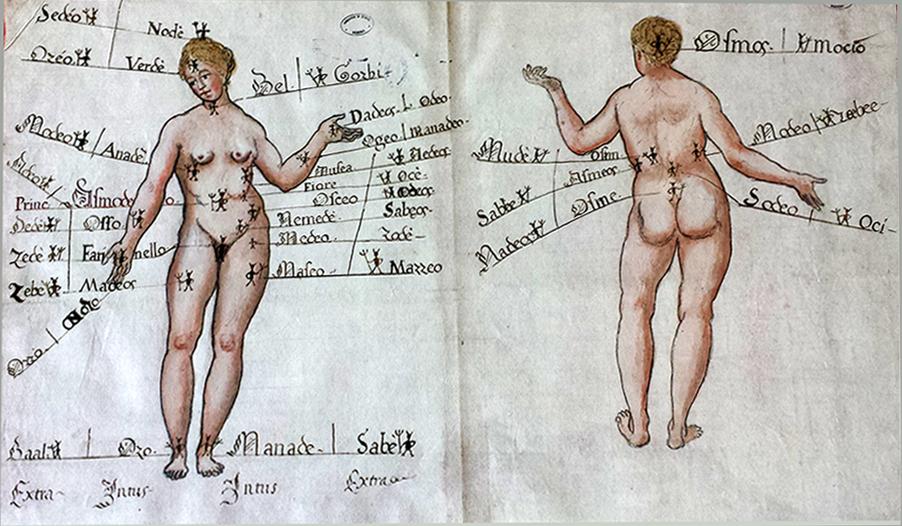femminicidio-#8marzo-non una di meno-sciopero internazionale delle donne-archivio di stato-modena-inquisizione-streghe-la santa furiosa